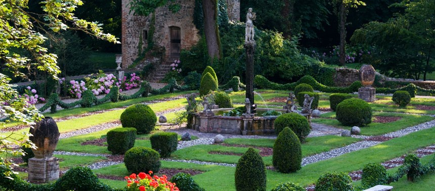 The Best Italian Gardens In Emilia Romagna