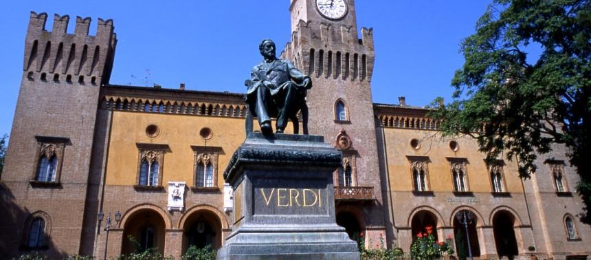 Busseto land of verdi events ideas parma incoming for Malvisi arredamenti busseto parma